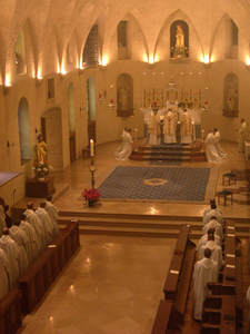 The Holy Mass of Easter